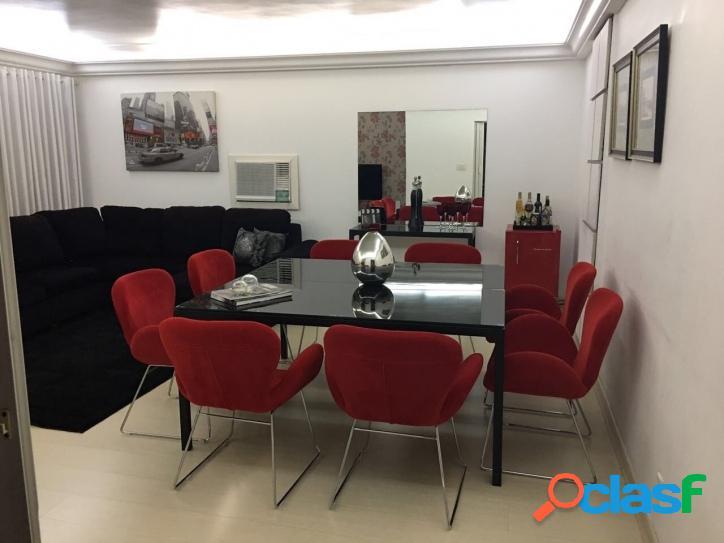 Apartamento 3 dormitórios Boqueirão Santos!