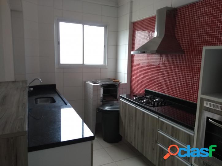 Apartamento, Dois dormitórios, Canto do Forte, Praia
