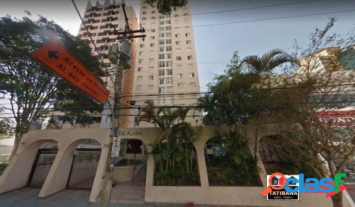 Apartamento com 2 dormitórios à venda, 106 m² por R$