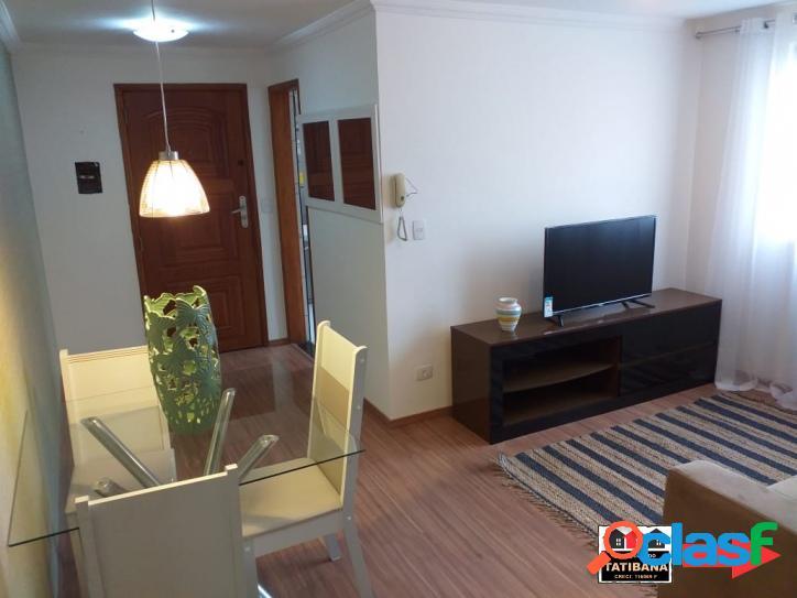 Apartamento com 2 dormitórios à venda, 53 m² por R$