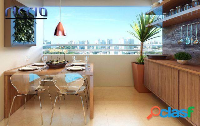 Apartamento com 3 dormitórios, 1 suíte e 2 vagas cobertas