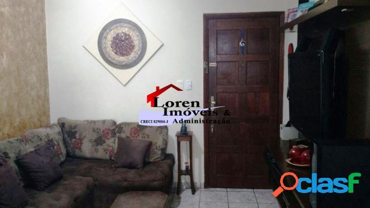 Apartamento de 2 dormitorios no Parque Sao Vicente