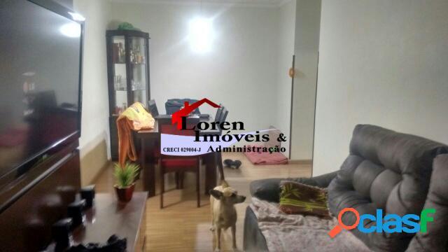 Apartamento de 2 dormitórios Morro da Nova Cintra Santos!