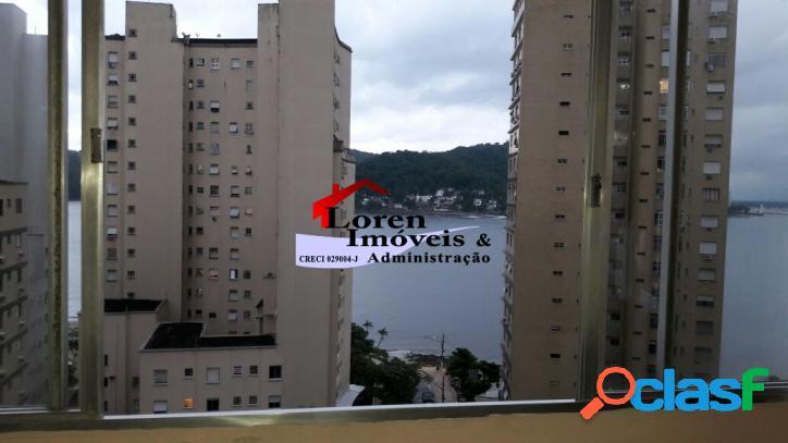 Apartamento de 2 dormitórios de Frente Boa Vista Sv!