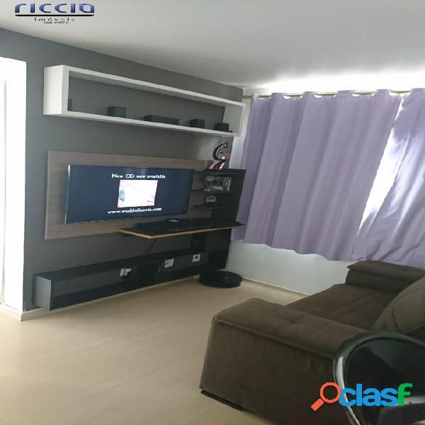 Apartamento de 2 dormitórios no Villa Branca Jacareí