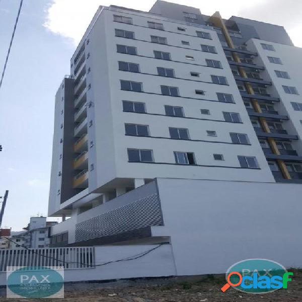 Apartamento de 3 dormitórios com suíte NOVO na Pedra