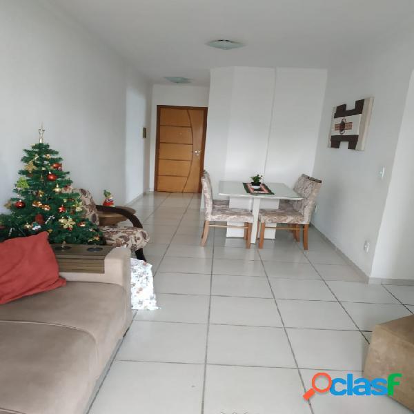 Apartamento dois dormitórios, Guilhermina, Praia Grande,