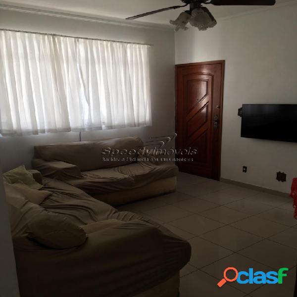 Apartamento em Santos, Boqueirão - 2 dormitórios.