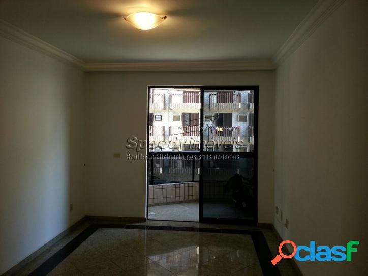 Apartamento em Santos SP - Pompéia, 3 dormitórios.