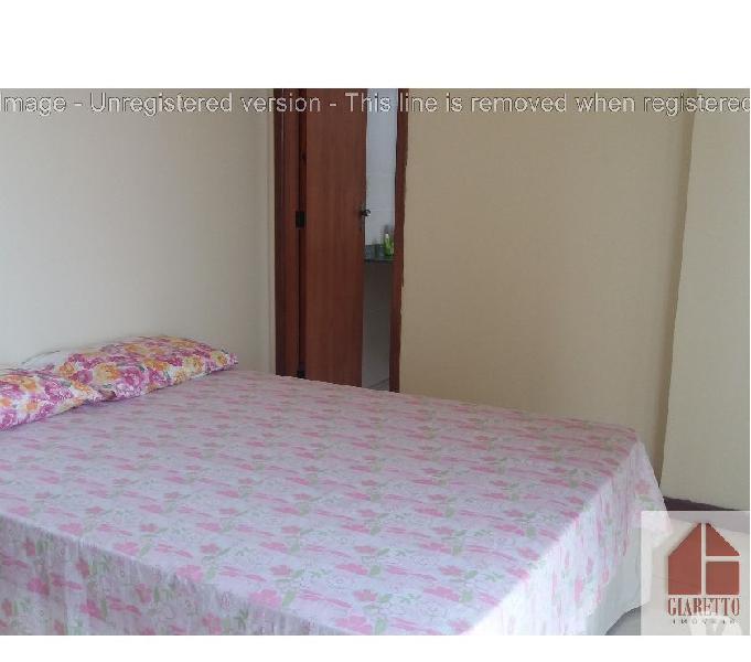 Apartamento mobiliado 02 quartos, Vila Nova, Cabo Frio.