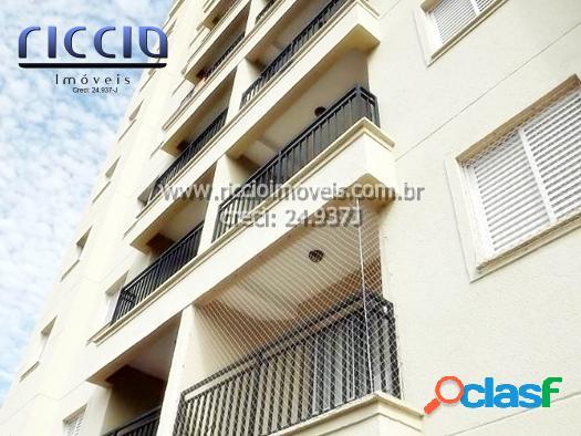 Apartamento no Parque Industrial com 3 dormitórios, 1 suite