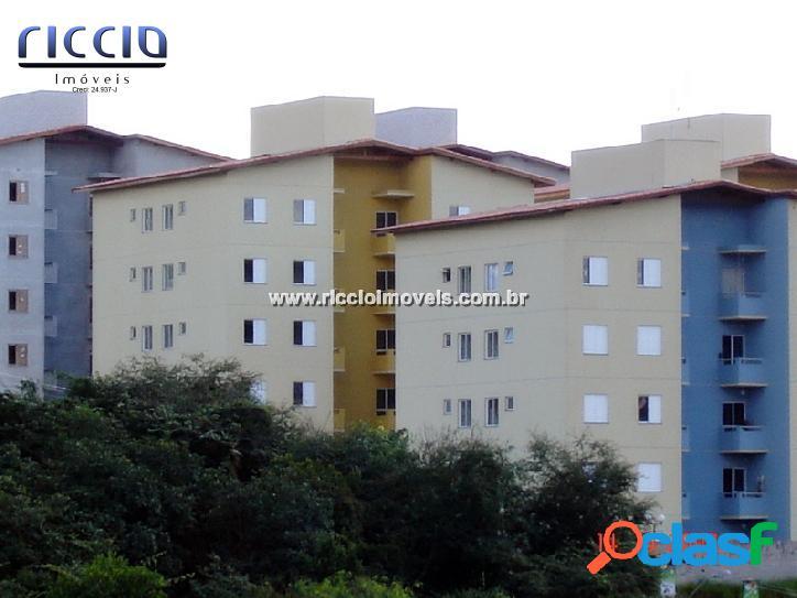 Apartamento no bairro do Jardim Sul com 50 m² 2 dormtórios