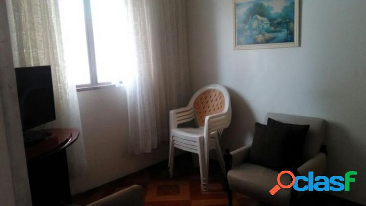 Apartamento residencial à venda, Canto do Forte, Praia