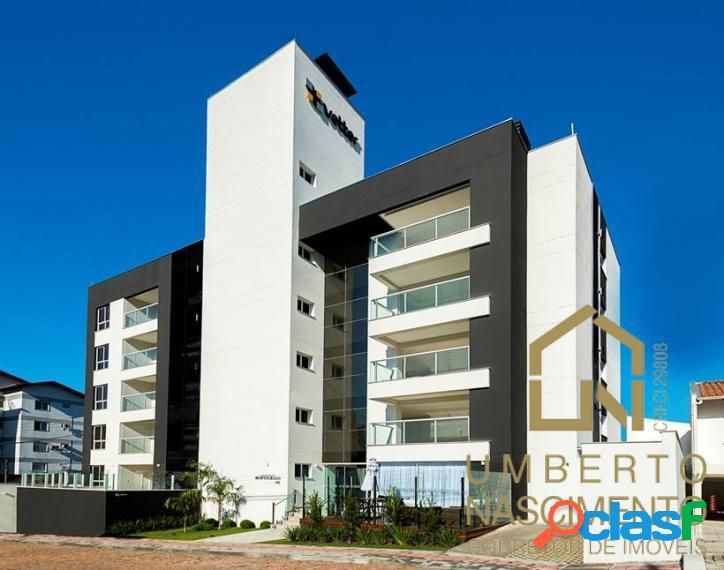 Apartamentos de duas suítes, no bairro Água Verde