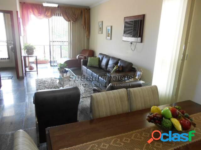Apartamentos em Santos, Embaré - 3 dormitórios.