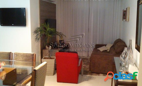 Apartamentos em Santos com 2 dormitórios na Ponta da Praia,