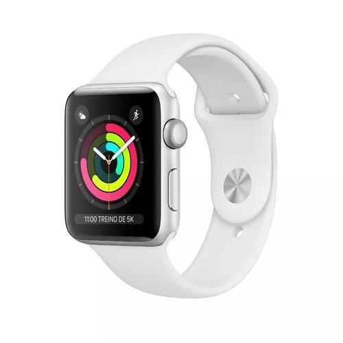 Apple Watch Series 3 42mm S3 Gps Prova D´água Promoção