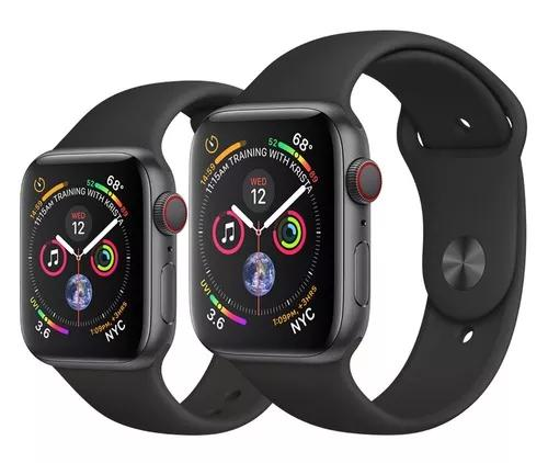 Apple Watch Série 4 40mm Gps + Celular +nota