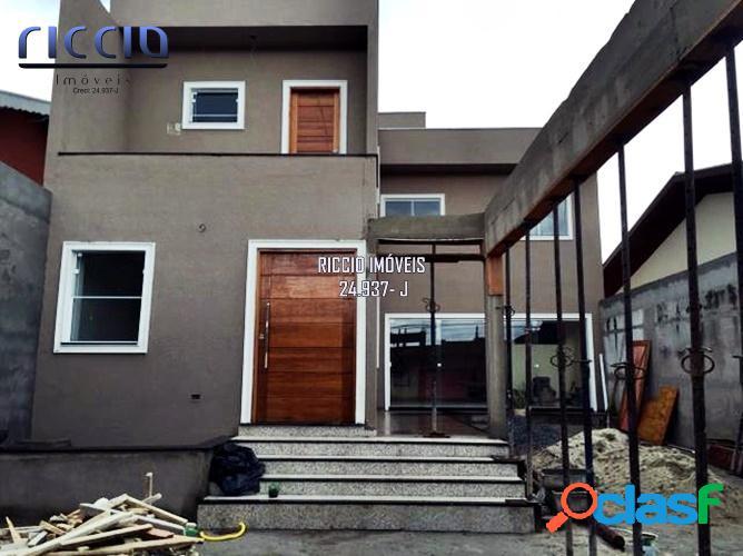 Bela Casa Res.Arco Iris em Taubaté - 250 m² - 03 dormts