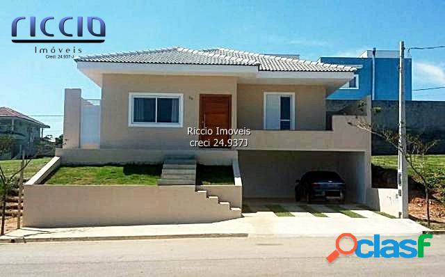 Bela Casa de 145m² térrea no Condomínio Terras do Vale