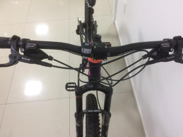 Bicicleta Feminina Elleven 15 (NOVA 7 km rodados)