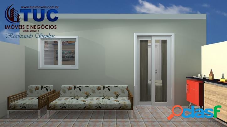 COBERTURA 02 DORMS,COM SUÍTE,84m² SEM CONDOMINIO S.A