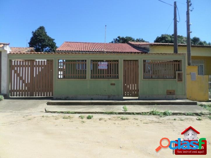 Casa 3 Quartos em Praia Linda - São Pedro da Aldeia/RJ