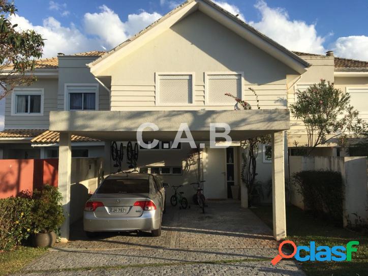 Casa em condomínio fechado para venda em alphaville