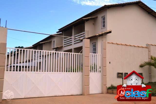 Casas Duplex Novas em Araruama - RJ