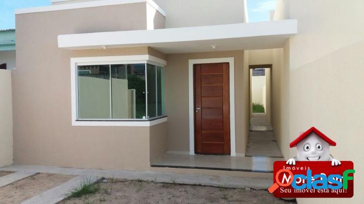 Casas novas em São Pedro da Aldeia!