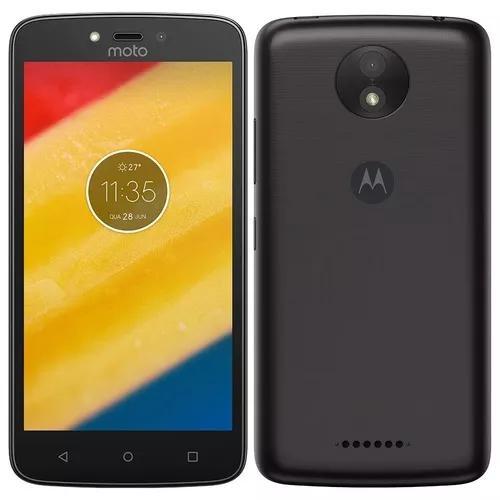 Celular Motorola Moto C 8gb 5mp Novo Leia O Anuncio Inteiro