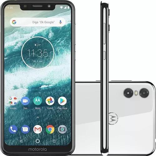 Celular Motorola Moto One 64gb Android 8.1