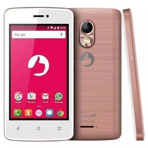 Celular Positivo Twist Mini Tela 4.0 8mp 8gb 3g Android 6.0