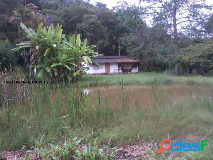 Chácara rural à venda, Rio Grande, São Bernardo do Campo.