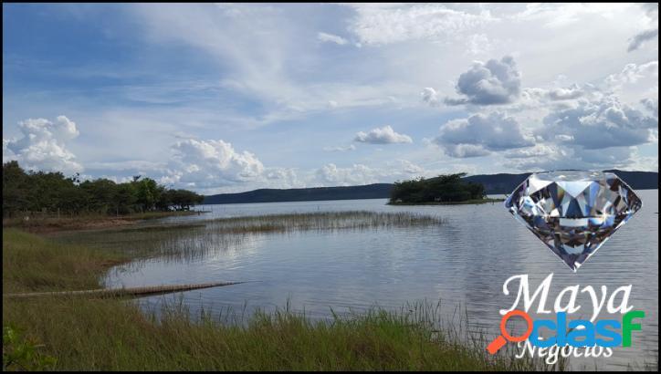 Chácaras beira lago, a partir de 2.500 m², Sentido Lajeado