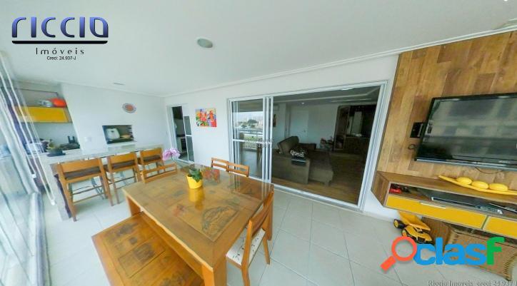 Ed Royal (Gafisa), 151 m² - 4 dormitórios (2 suites), 2vgs