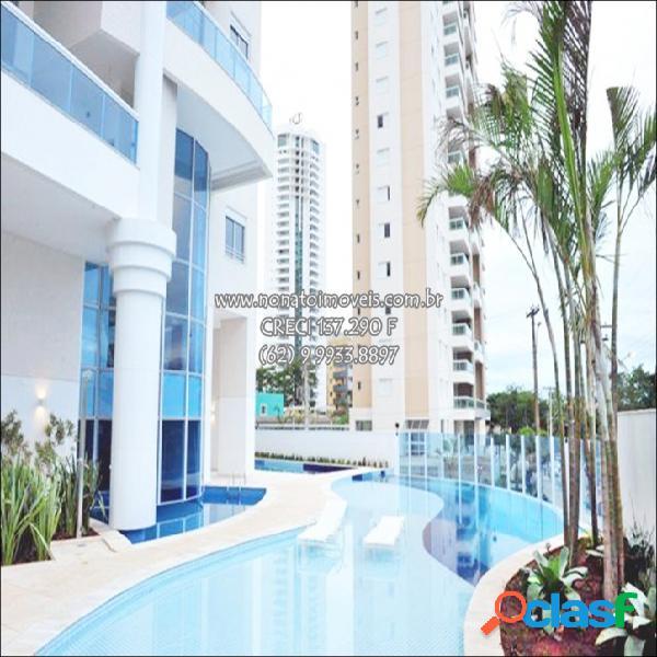 Excelente apartamento em frente ao Parque Flamboyant