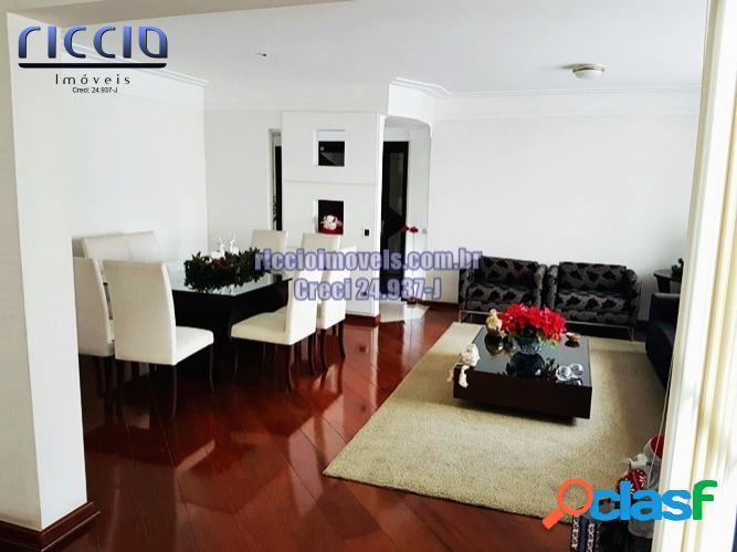 Exclusivo Edifício Vila Romana, 267m² - Vila Ema