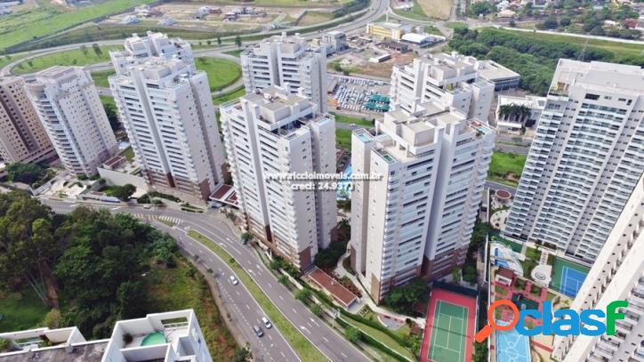 Grand Club Vila Ema Reserva 182m² Decorado Torre F - 3