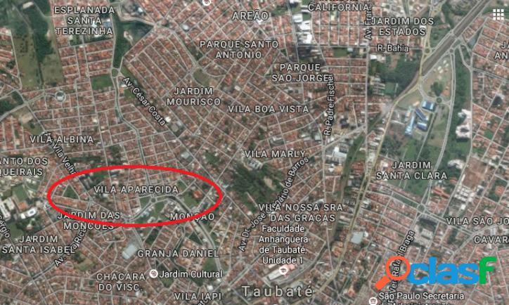 Investidores - 975 m² Terreno em Taubaté