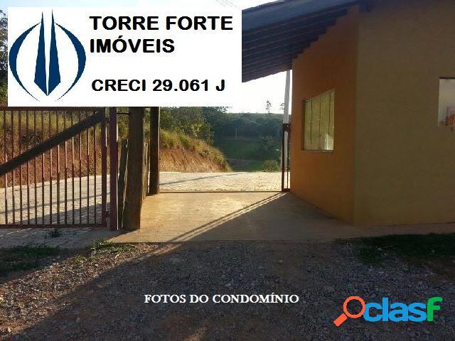 Joanópolis - Terreno de 614 m2 em condomínio