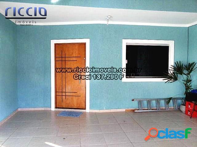 Linda casa no Jardim de Ville 3 Suites c/ Closet 150 m²