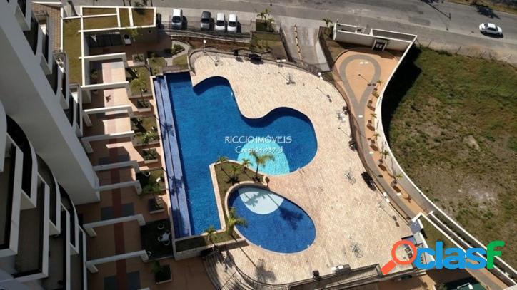 Lindo Apto Edifício Placere Taubaté 100m² 2 dorms 1 suite