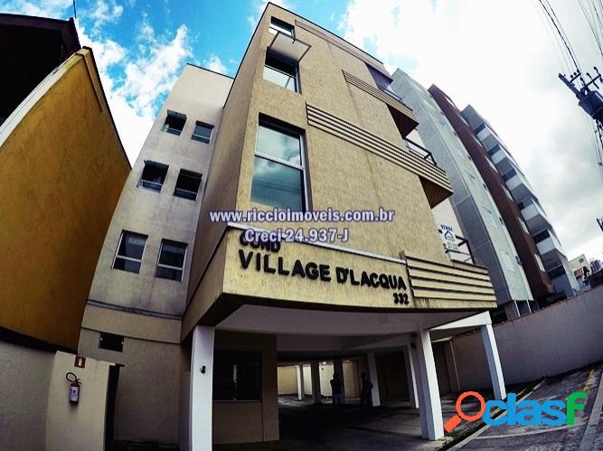 Lindo Apto Edifício Vilage D'Laqua Taubaté 83m²