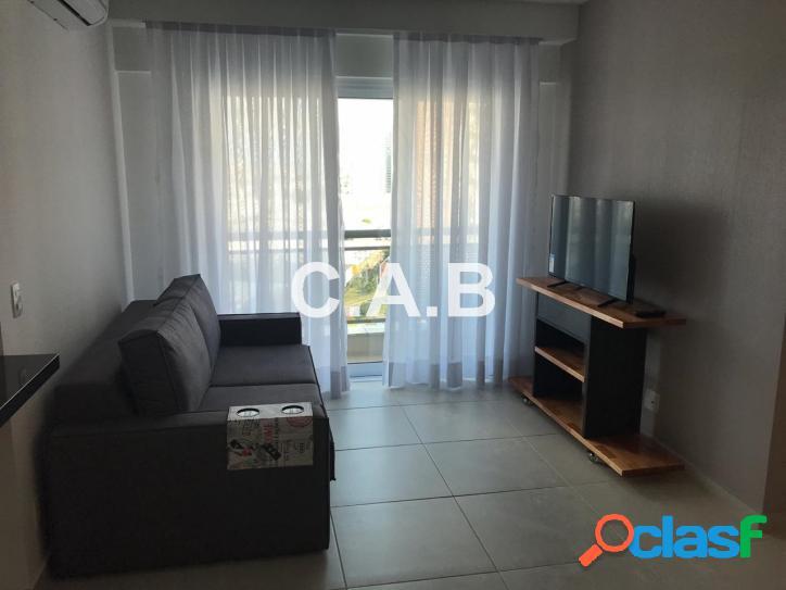Locação apartamento Mobiliado 1 dormitorio - WI HOUSE