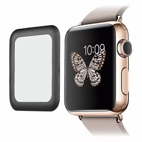 Película Apple Watch 38/40/42/44mm 3d Vidro Borda