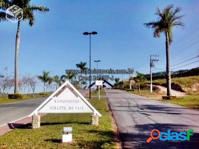 Plano - Condomínio Mirante do Vale Quadra Q 1.000 m²