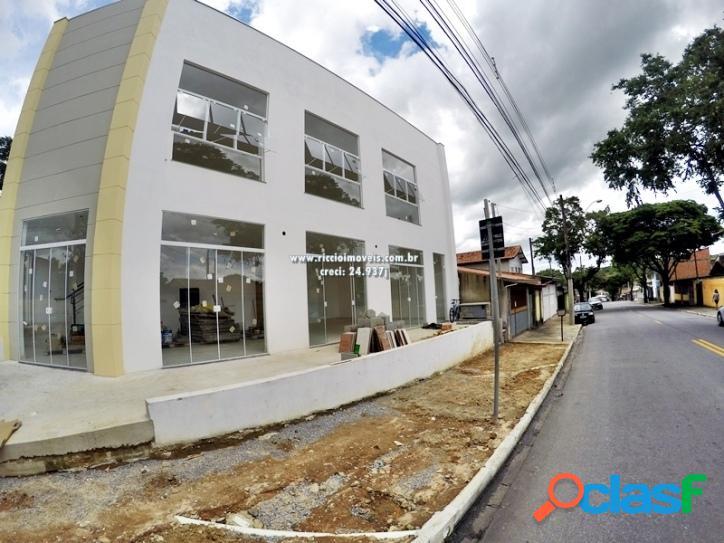 Ponto Comercial em Avenida de Movimento em S. J. Campos - SP