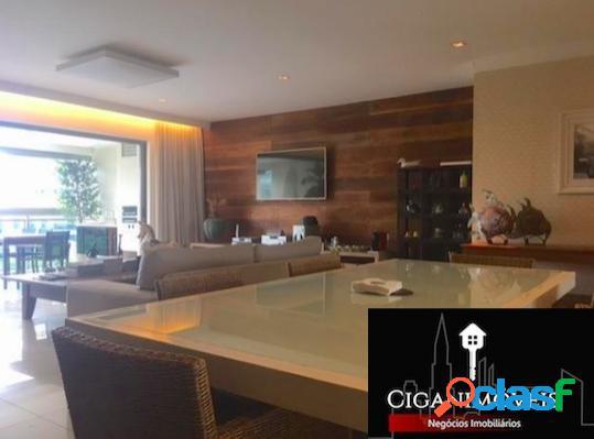 Santa Mônica condominium club - 4 Suítes - 230m² - Sol