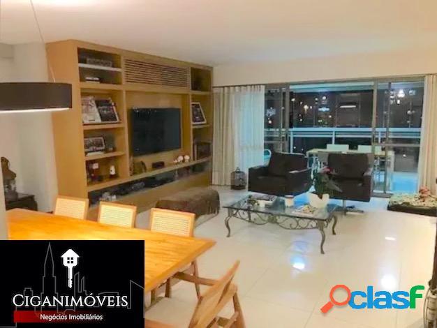 Santa Mônica condominium club - 4 Suítes - 235m² - Sol